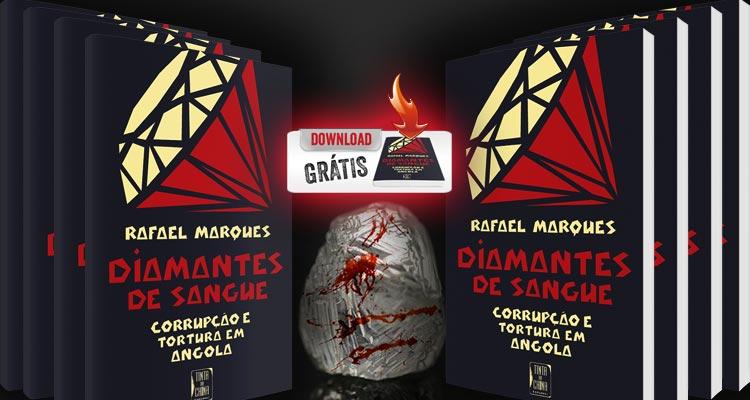 """Editora Tinta da China oferece """"Diamantes de Sangue"""" em formato digital - Folha 8"""