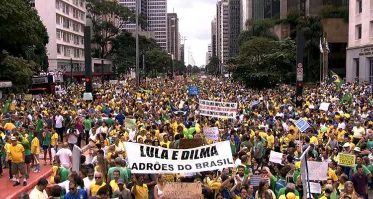Brasil não é exemplo, dirão - curvados - os sipaios do MPLA - Folha 8