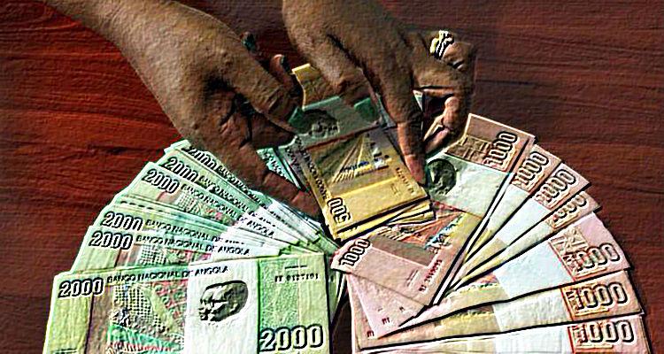 Dívida pública caiu 45% - Folha 8