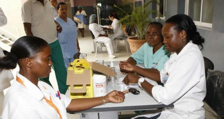 Faltam enfermeiros em Luanda - Folha 8