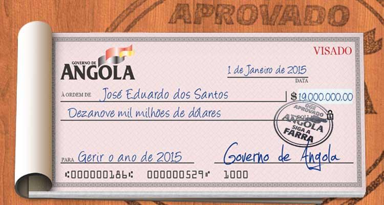 Investimentos superiores a 10 milhões de dólares apenas nas mãos de… Eduardo dos Santos - Folha 8