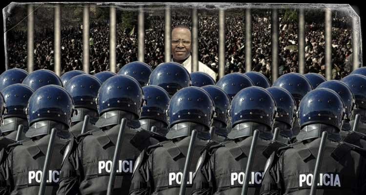 Manifestações em Cabinda? Só se forem a favor do regime - Folha 8