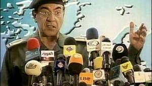 Mohammed Saeed al-Sahhaf, também conhecido por Cómico Ali.