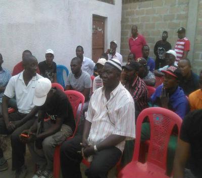Mais de uma dezena de cidadãos da República Democrática do Congo foram presos em Luanda