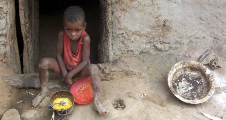 Resultado de imagem para angola fome
