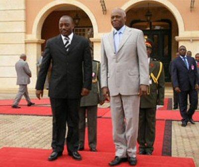 Joseph Kabila come e cala para ser presidente