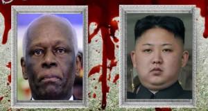 Gémeos separados à nascença: Eduardo dos Santos e Kim Jong-un