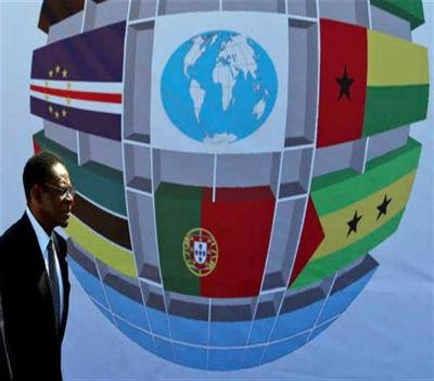 O presidente da Guiné Equatorial continua a gozar com a nossa chipala