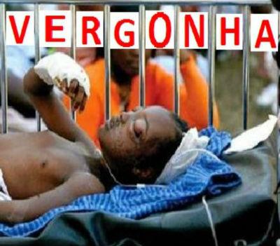 Angola é o país do mundo com o maior índice de mortalidade infantil.