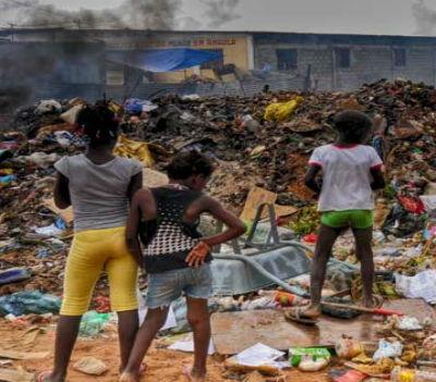 A pobreza e a miséria continuam a fazer parte da (sobre)vivência de grande parte do Povo angolano.