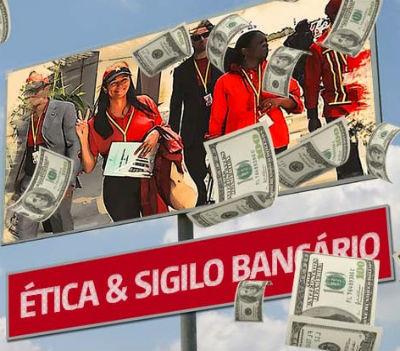 Isabel dos Santos é, de facto e de jure, dona disto tudo (Angola).