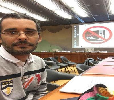 Luaty Beirão acredita, e bem, que dizer a verdade é a melhor arma contra o nepotismo do regime angolano.