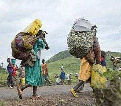 Fugir, fugir sempre. Para onde? Esse é problema de milhões de africanos.