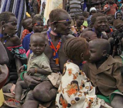 No Sudão do Sul ou se morre na guerra ou pela fome. Mas há petróleo. Pois. Esse é o problema.