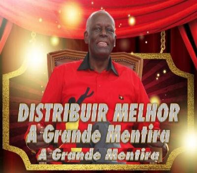 De mentira e mentira, José Eduardo dos Santos enganou milhões de angolanos. Será isso mesmo que a história dirá.