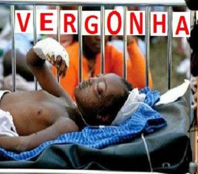 Angola, por muito que o regime minta, continua a ser o país do mundo com o maior índice de mortalidade infantil.