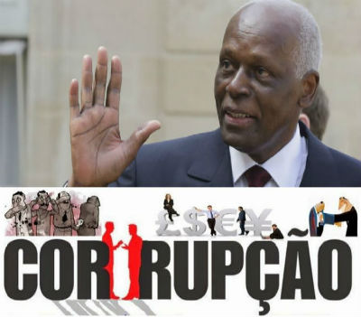 Querer acabar com a corrupção no regime de José Eduardo dos Santos é como querer acabar com as vogais na língua portuguesa.