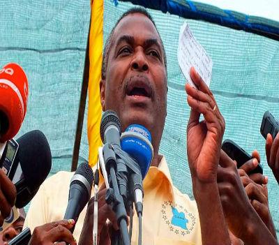 Abel Chivukuvuku parece crer não deixar os seus créditos por vozes alheias.