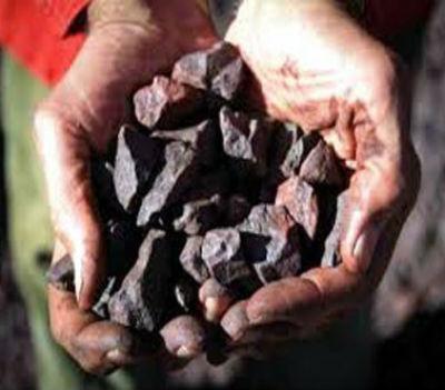 Os minérios representaram, também durante a época colonial, um dos grandes produtos de exportação.